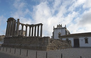 Evora Alentejo Portugal
