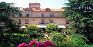 Spain - Pontevedra - Parador Hotel de Pontevedra - one of the Spanish Paradors Paradores