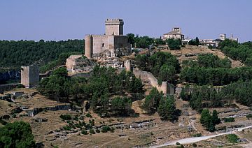 Alarcon, Castile la Mancha - Spain