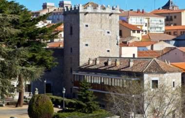 Avila in Castile, Spain