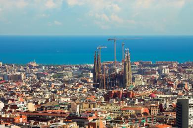 Barcelona, Catalonia Spain