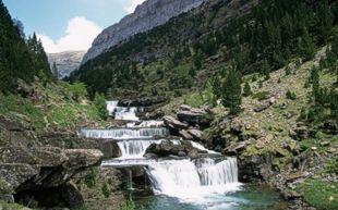 Bielsa Pyrenees Spain