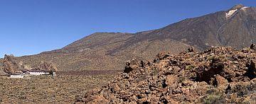 Canadas del Teide, Spain
