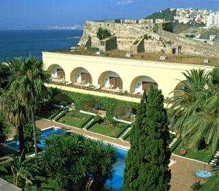 Ceuta, North Africa