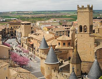 Olite, Navarre, Spain