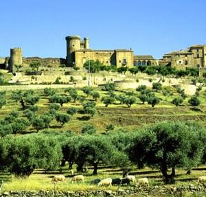 Parador Oropesa, Castille La Mancha