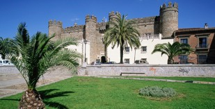 Parador in Zafra Spain