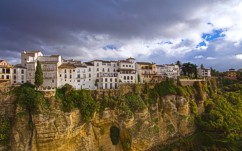 Ronda Andalucia Spain view
